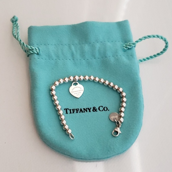 df6da49225452 Authentic Tiffany & Co baby girl Bracelet